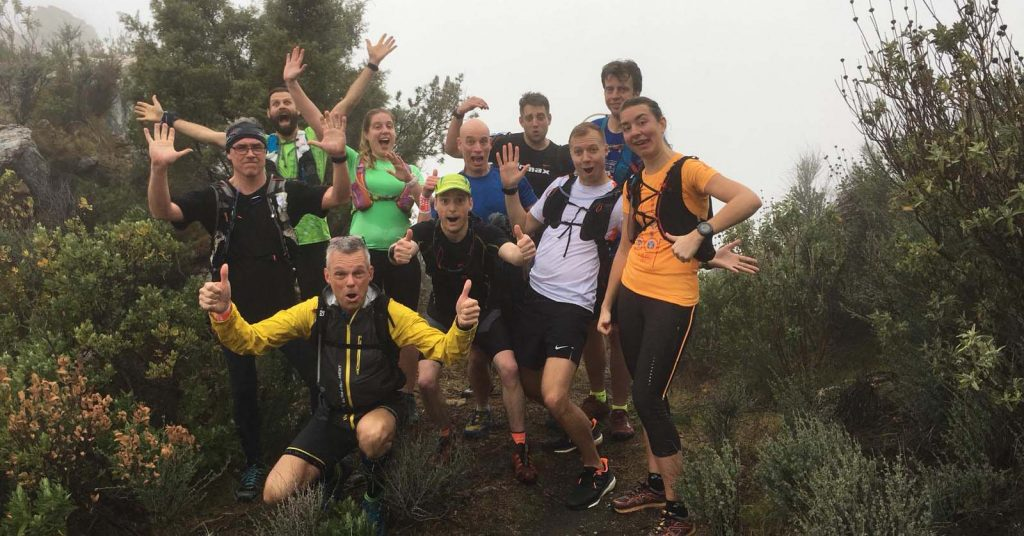 Loopwijzer Trailrunvakantie Andalucia