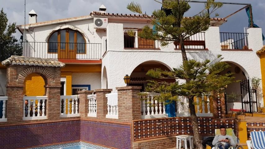 Trailrun vakantie Andalucia