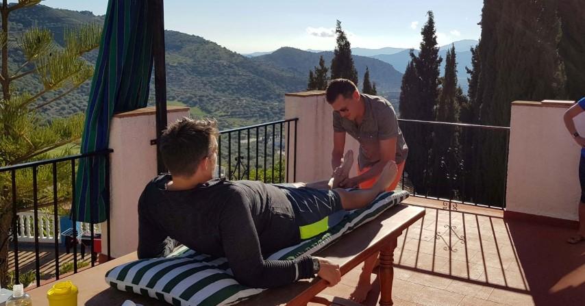 Loopwijzer trainingskamp Andalucia met Frans van Amstelfysio